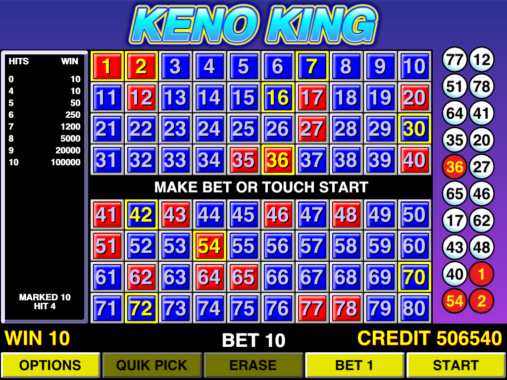 online casino table games king of casino